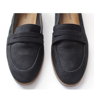 Lucky Brand Shoes - Like New Lucky Brand Caylon Black Loafer